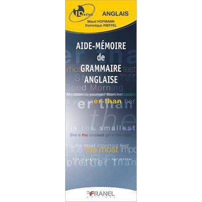 ID Reflex Grammaire ANglaise - Maud Hoffman, Dominique Rieffel