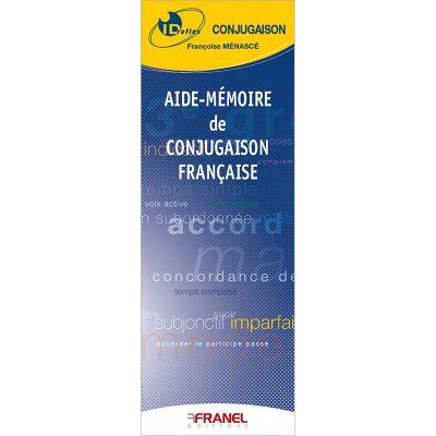ID Reflex Conjugaison française - Françoise Ménascé