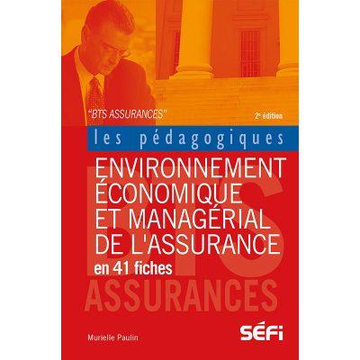 Environnement économique et managérial de l'assurance, Murielle Paulin