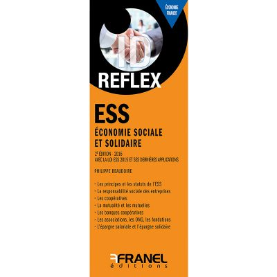 ID Reflex Économie sociale et solidaire - Philipe Beaudoire