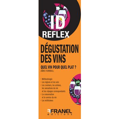 ID Reflex Dégustation des vins - James Turnbull
