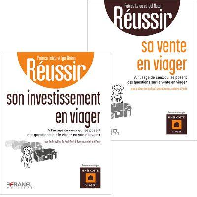 Pack Viager, Vente et investissement - Patrice Leleu et Igal Natan