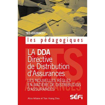 LA DDA, Directive de distribution des assurances - Arbane, Hoang Dieu - 2019