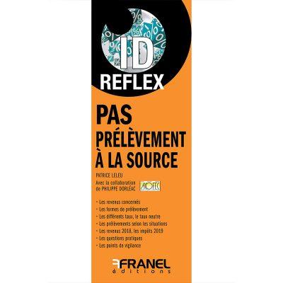 ID Reflex PAS, Prélévement à la source - Leleu, Dorléac - 2019