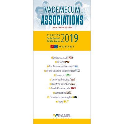 Vademecum des associations - Brouard, Joubin, Mazars - 2019