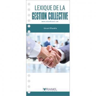 Lexique de la gestion collective - Gérard Blandin