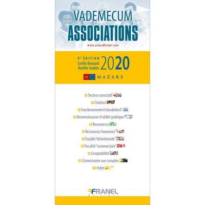 Vademecum des associations - Brouard, Joubin, Mazars - 2020