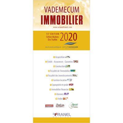 Vademecum de l'immobilier 2020 - Céline Mahinc et Eric truffet