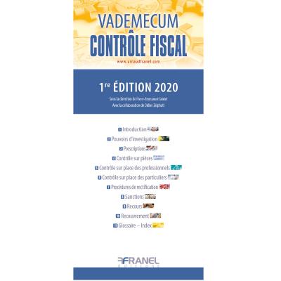 Vademecum du contrôle fiscal 2020 - Pierre-Emmanuel Guidet, Didier Zelphati