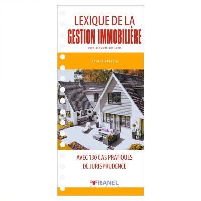 Lexique gestion immobilière, Gérard Blandin